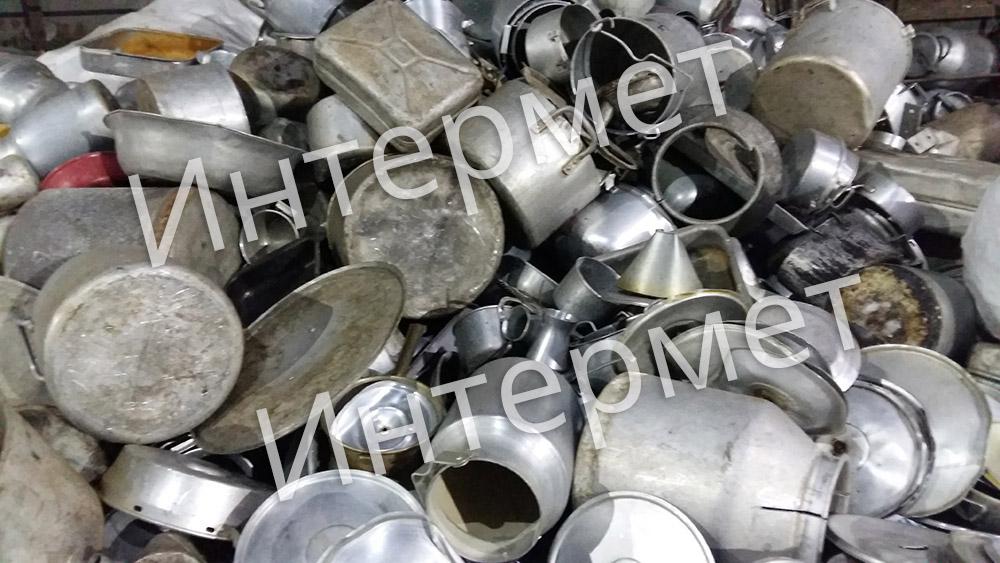Лом алюминия цена в Макшеево сколько стоит тонна металла в Марфин Брод